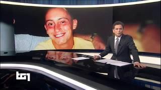 TG1 12 ottobre 2018 processo Cucchi - ILARIA CUCCHI: ANDREMO IN VIMINALE DOPO SCUSE DI SALVINI