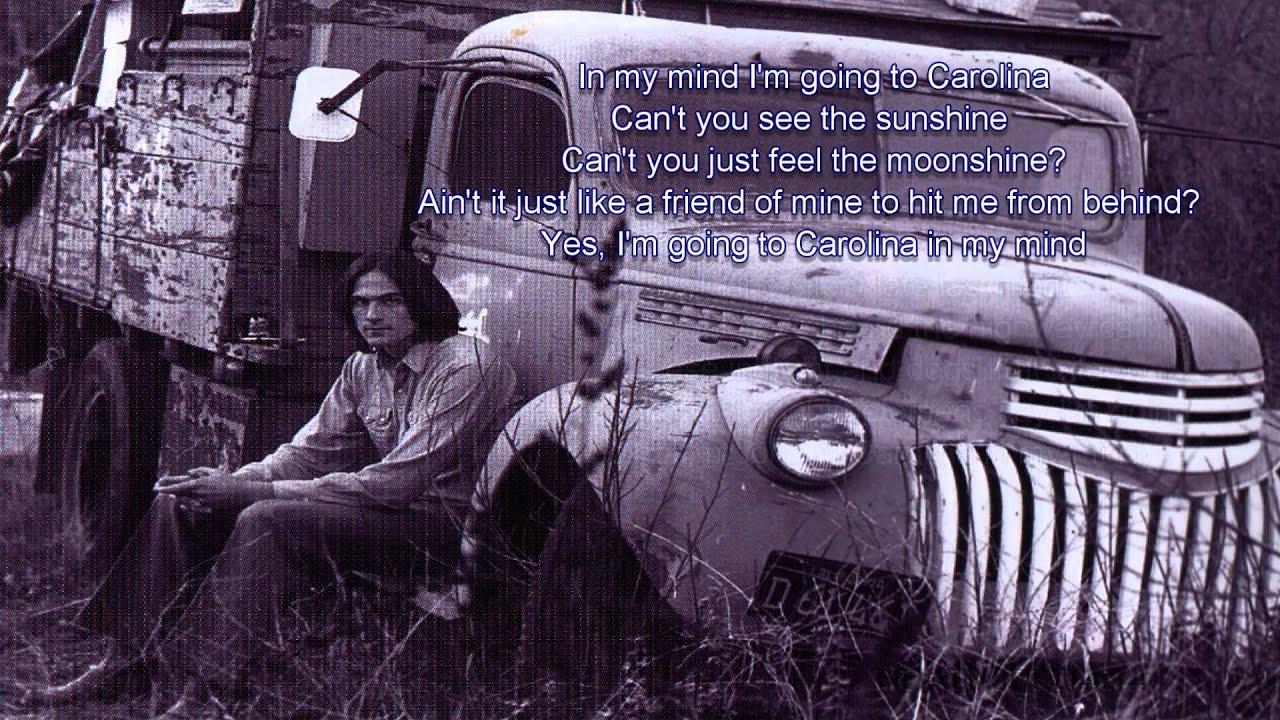 Carolina in my mind james taylor lyrics hd youtube carolina in my mind james taylor lyrics hd hexwebz Image collections