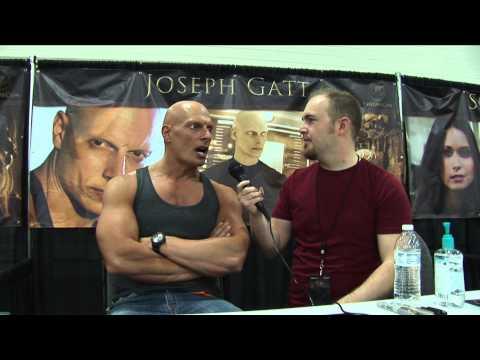 Salt Lake City tasy Con  with Joseph Gatt