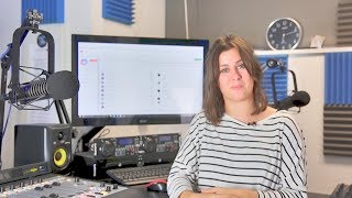 Making Radio Shows Using Voice Tracking