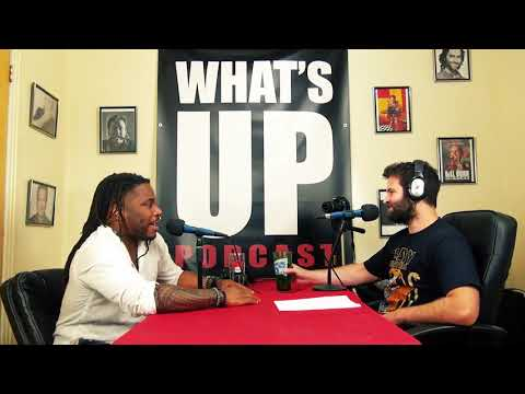 What's Up Podcast #76 Erich Preach