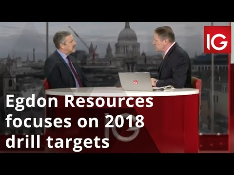 Egdon Resources Focuses On 2018 Drill Targets