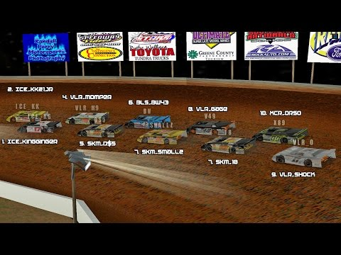 DTR2 - VLR Volunteer Speedway 2015 Race - May 10, 2015