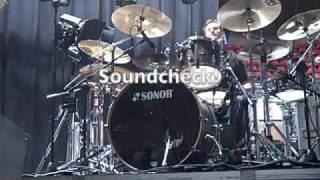 Thomas Lang Video blog tour update 2 September 2009
