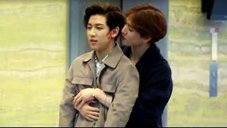 160329 GOT7 Kiss BamBam (BamBam's Punishment Again On Sukira)