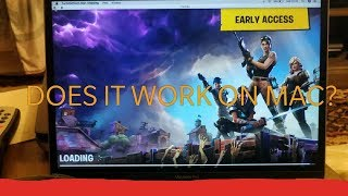 Can you play Fortnite Battle Royale on a Mac? + How To Download (2018 Edition)