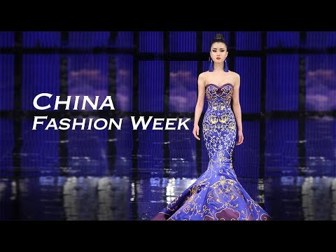 Live: China Fashion Week raises the curtain