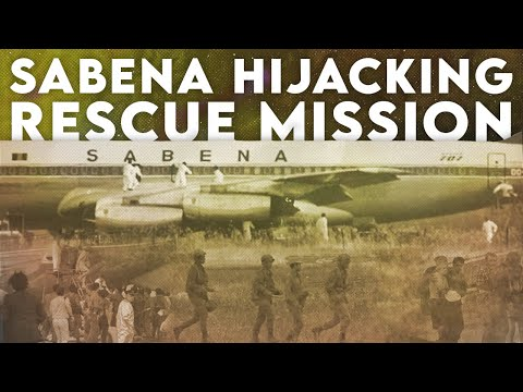 Sabena: One Of The Greatest Rescue Missions In Israel's History
