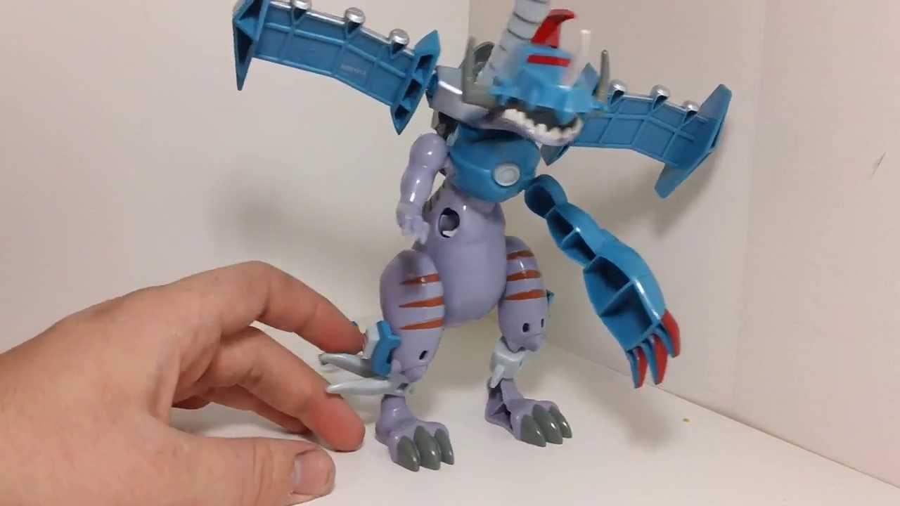 DIGIMON xros Wars giapponese 5 Pollici Figura in PVC con Chip darkknightmon