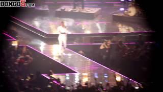 Trey Songz Performing At The Mtv Mama Durba Sa