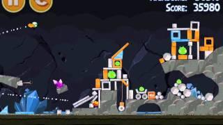 Video Angry Birds 17-4 Mine and Dine 3 Stars Walkthrough download MP3, 3GP, MP4, WEBM, AVI, FLV Juli 2018