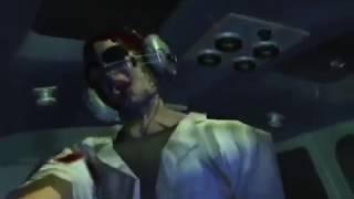 Resident Evil 2 Helicopter Crash Leon gameplay