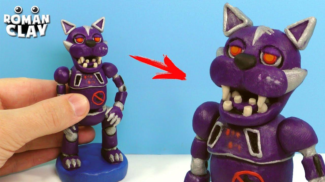 Cat Animatronic with Clay | Case Animatronics 2