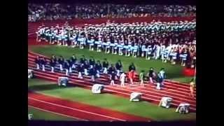 中華民國代表隊taiwan , 1972年慕尼黑奧運開幕式進場