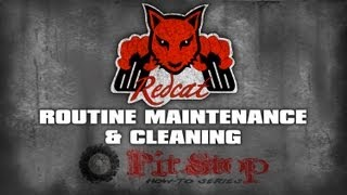 Maintenance & Cleaning: How to RC Nitro