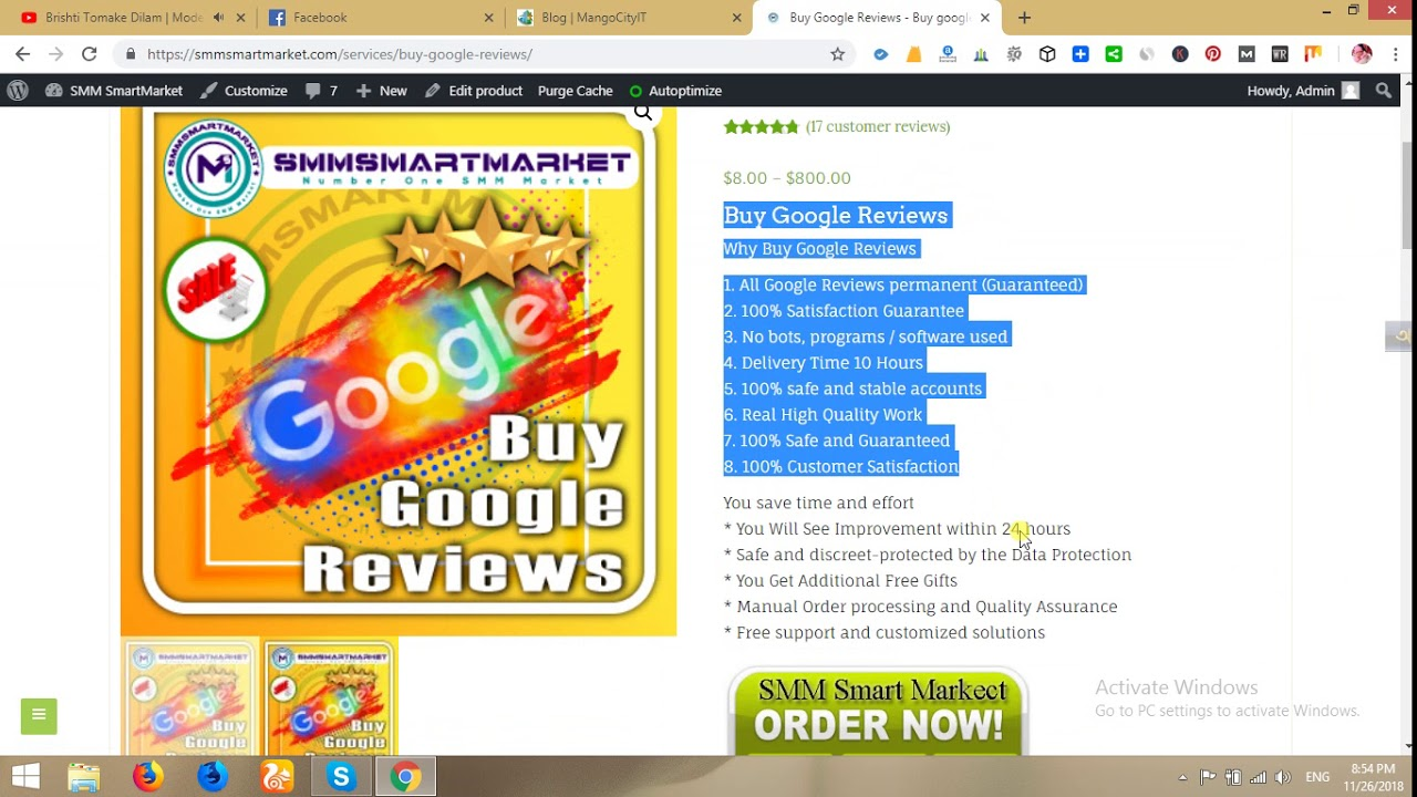 Why Need Google Reviews And When Buy Google Reviews