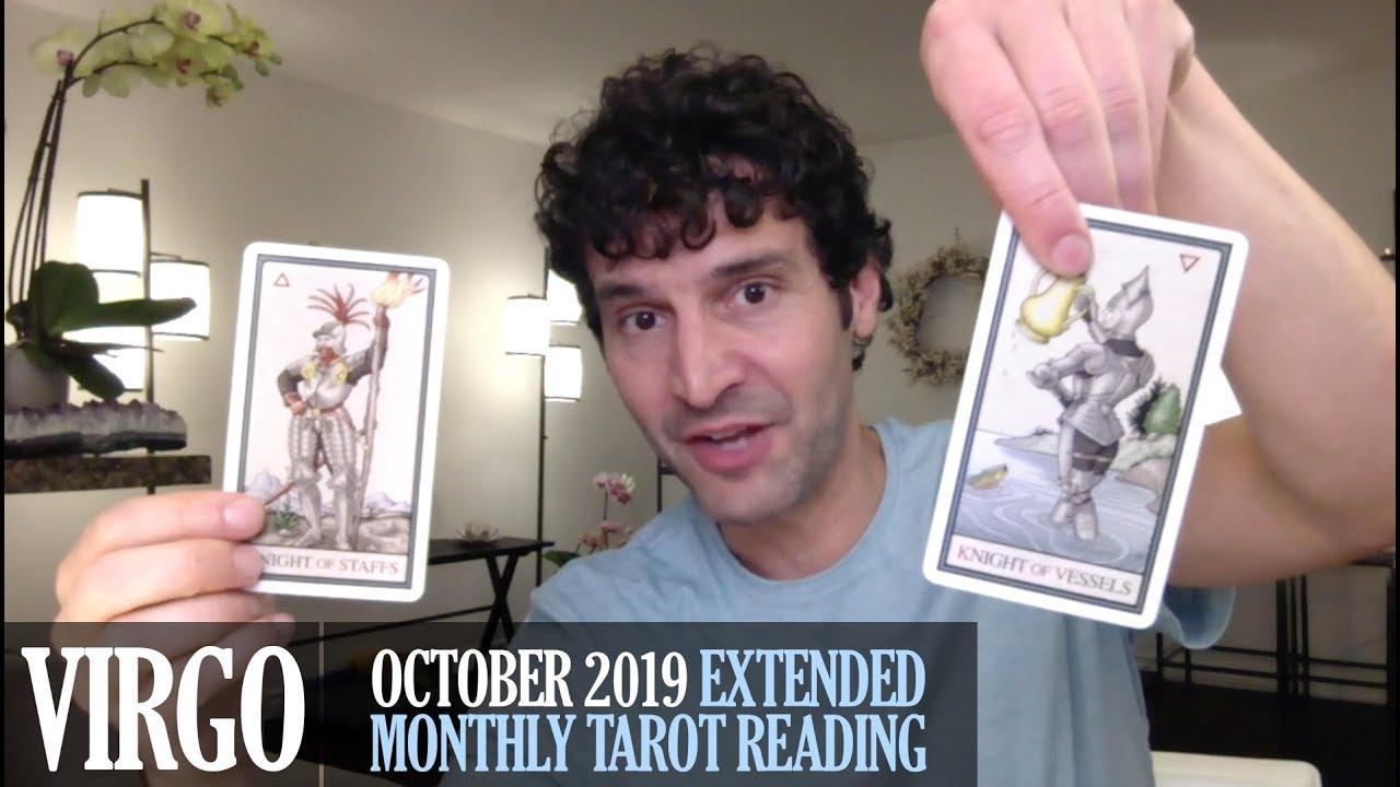 virgo weekly 18 to 24 tarot reading november 2019