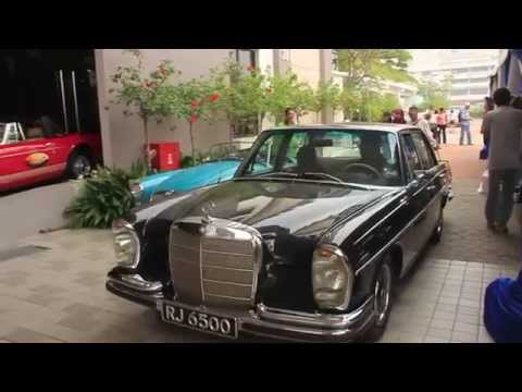 Malaysia & Singapore Vintage Car Register (MSVCR) 60th AGM in Malacca