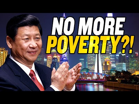 """Did China Really """"Eliminate Poverty""""?"""