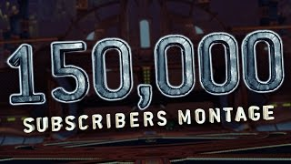 Rocket League | 150K Montage (Edited by Storm)