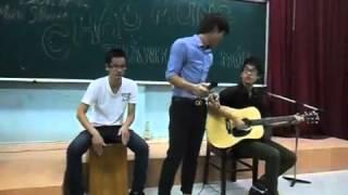 Langbiang s'ning guitar.