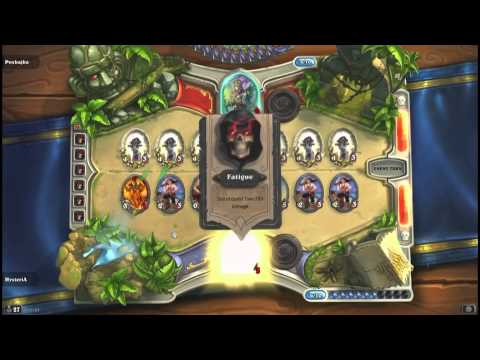 Hearthstone power play delivers 312,417 damage
