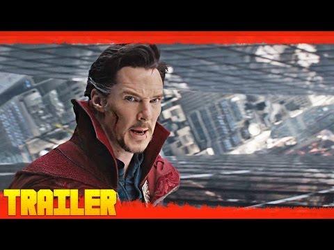 Doctor Strange (2016) Nuevo Tráiler Oficial #2 Subtitulado