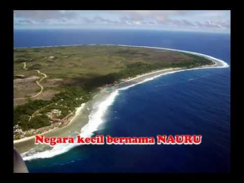 Pulau Nauru yang dulunya kaya jadi miskin
