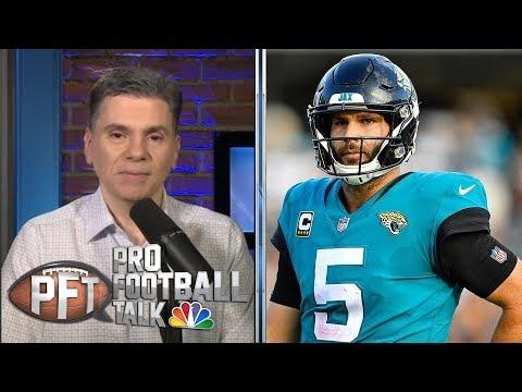 Who will be Jacksonville Jaguars's quarterback next season?   Pro Football Talk   NBC Sports