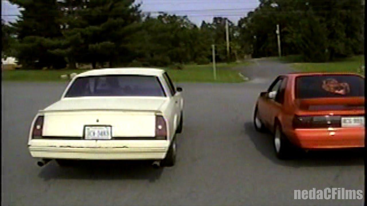 G Body Ss Vs Fox Body 5 0 Mustang Throwback Street Race Youtube