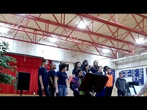 Winburn Middle School Chorus Concert