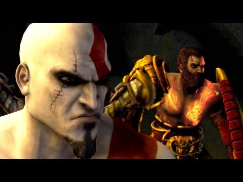 God of War: Ghost of Sparta - Pelicula completa en Español [1080p 60fps]