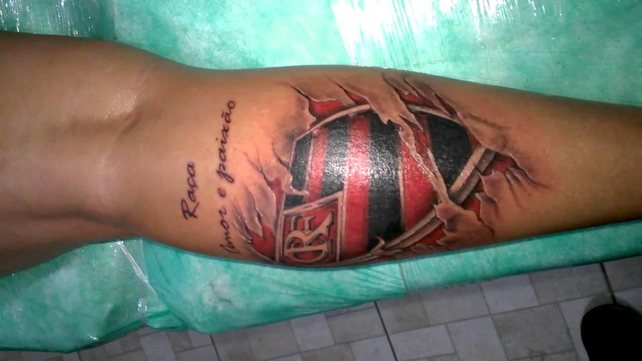 Noos Tattoo Flamengo Youtube