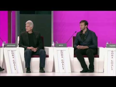 In Conversation with Mark Spitz and Ian Thorpe | Doha GOALS 2012