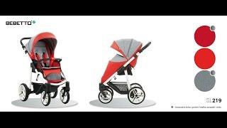 Огляд розпакування коляски Bebetto Nico