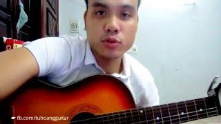 [Guitar] Hướng Dẫn: THẾ GIỚI ẢO TÌNH YÊU THẬT (Trịnh Đình Quang) Full Intro ★Tú Hoàng Guitar★