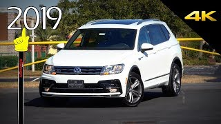 2019 Volkswagen Tiguan R-Line VW - Detailed Look