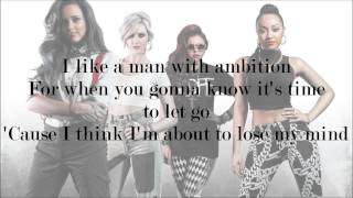 Little Mix - Competition (with Lyrics)