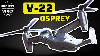 The V-22 Osprey: Why It's Loved by Those Who Risk Their Lives to Fly It
