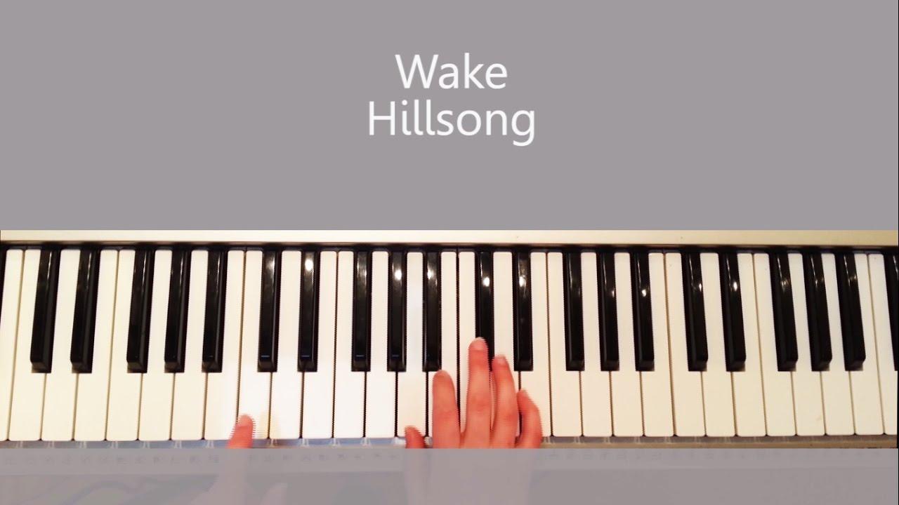 Wake hillsong piano tutorial and chords youtube wake hillsong piano tutorial and chords hexwebz Images