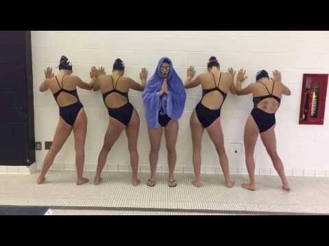 Akron Swim and Dive Boogie Wonderland