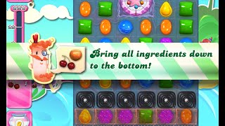 Candy Crush Saga Level 1162 walkthrough (no boosters)