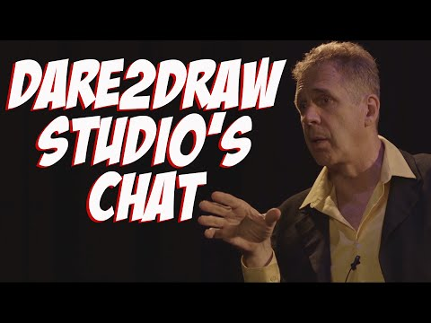 Steve Rude ► Episode 8 - Dare2Draw Chat | Working in Comics
