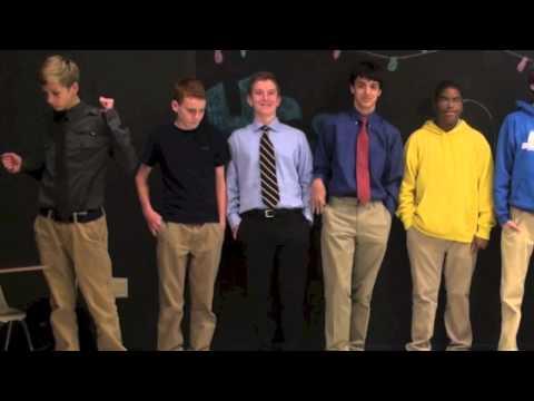Heritage middle school harlem shake! (broadcasting class)