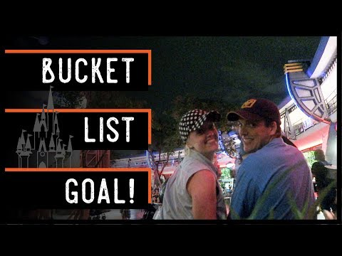 We Have Good News! | Treating Ourselves & Crossing Off Our Bucket List At Magic Kingdom