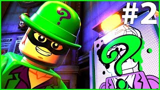 ALLE SLECHTERIKEN KOMEN SAMEN !! | Lego DC Super Villains Let