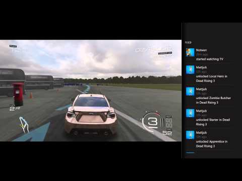 New video demonstrates Xbox One's multitasking 'Snap' feature