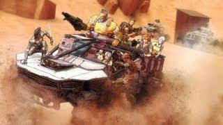 Borderlands 2. [7/?] На три танкиста танков больше, собак чем было у послов.