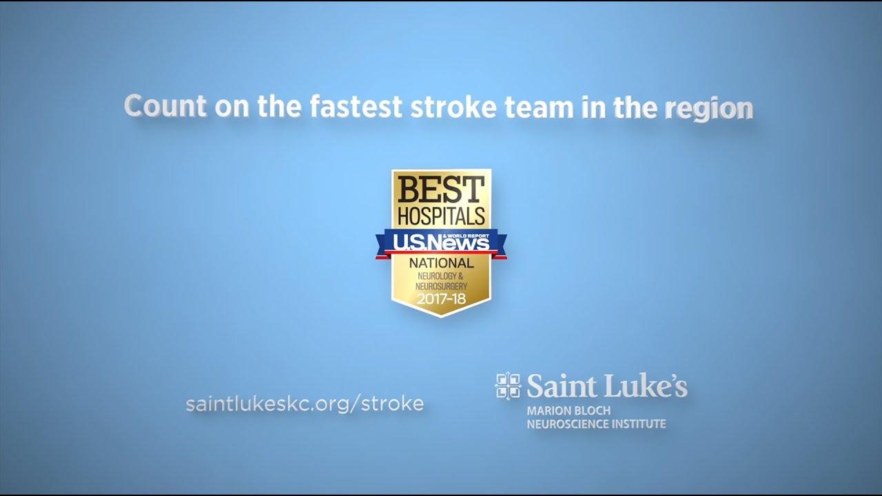 Stroke   Saint Luke's Health System