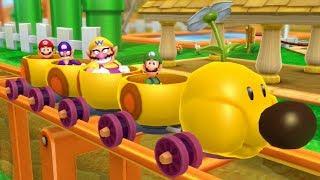 Mario Party 10 - Mario Party Mode - Mushroom Park (Master Difficulty) thumbnail